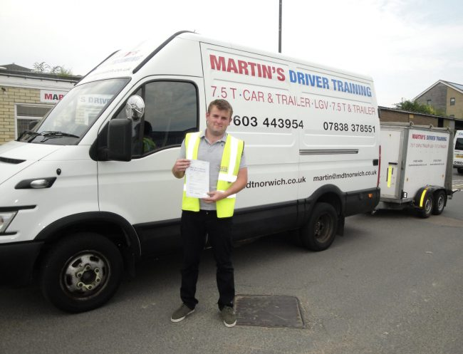 Martin's Driver Training Norwich